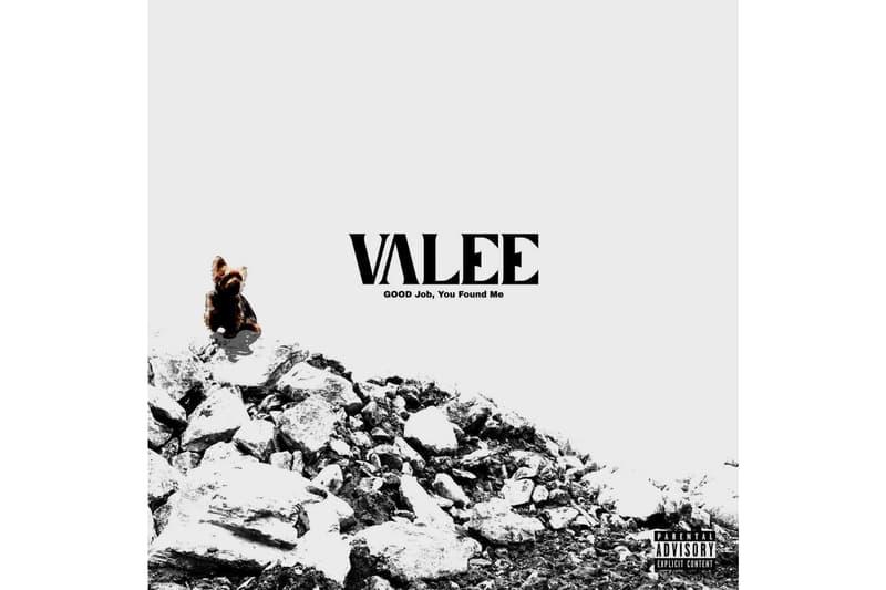 Valee EP Good Job You Found Me GOOD Music Album Executive Producer Kanye West Stream