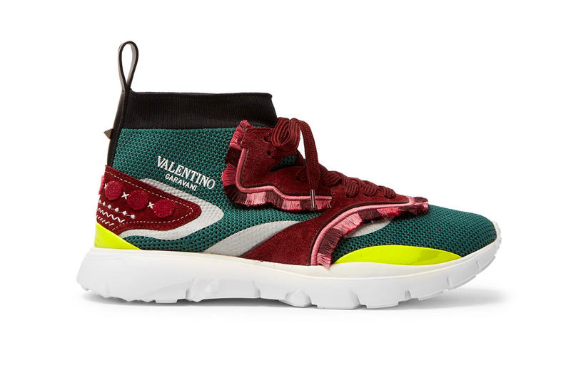 Valentino Spring/Summer 2018 Heroes Tribe Sneakers Release purchase