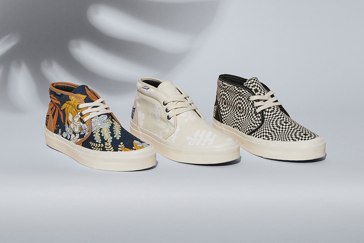0cd3d4e3f8 Taka Hayashi   Vans Vault Reconnect for Special Spring 2018 Capsule
