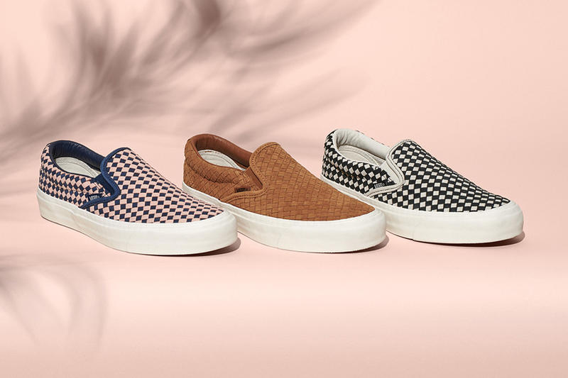 taka hayashi vans vault footwear shoes sneakers sk8-hi 75 lx chukka 75 lx classc slip on craftmanship bespoke custom