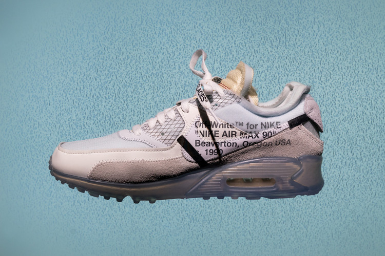 A Look at the Potential Virgil Abloh x Nike Air Max 90 in Black Surfaces ·  Footwear 008544d10