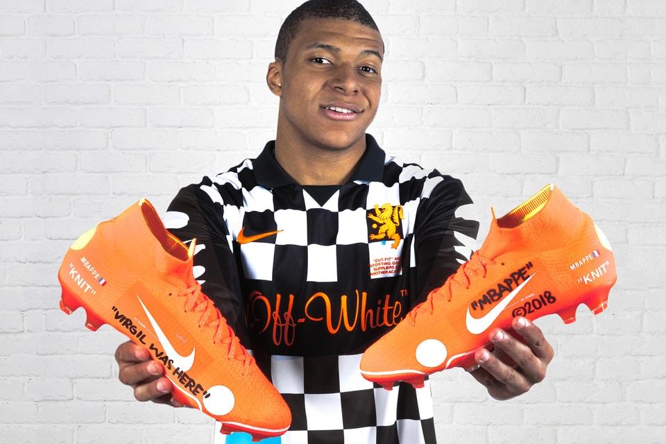 52b85b7cd037 Virgil Abloh x Nike Mercurial Release Details   HYPEBEAST