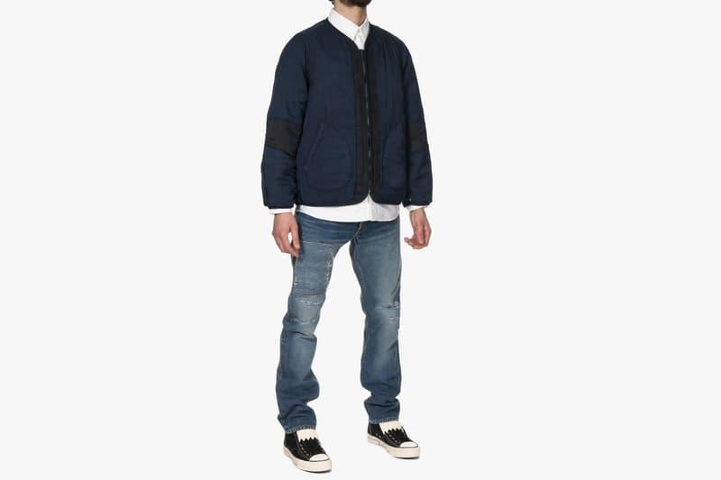 visvim Spring Summer 2018 Collection Drop 1 Outerwear Iris Liner Jacket Fishtail Parka