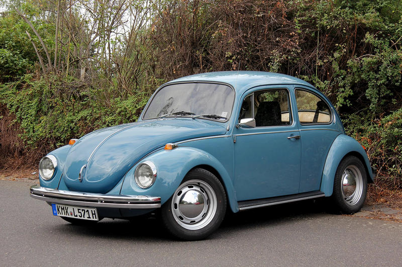 Volkswagen Beetle stop production cars vehicles automotive