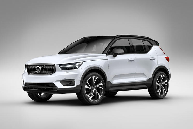 Volvo XC40 SUV 2018 European Car of the Year vehicles automotive