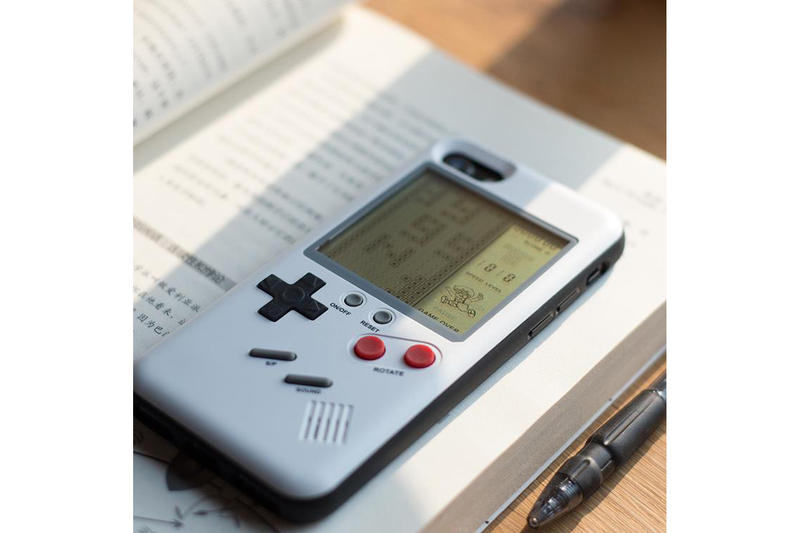 Wanle iPhone Case Game Boy accessories release info games