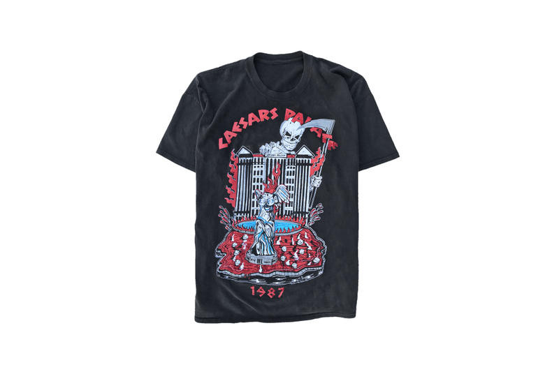 Warren Lotas Las VEGAS Capsule Collection Hoodie T-Shirt Sweatpants Excalibur Flamingo Golden Nugget Caesars Palace