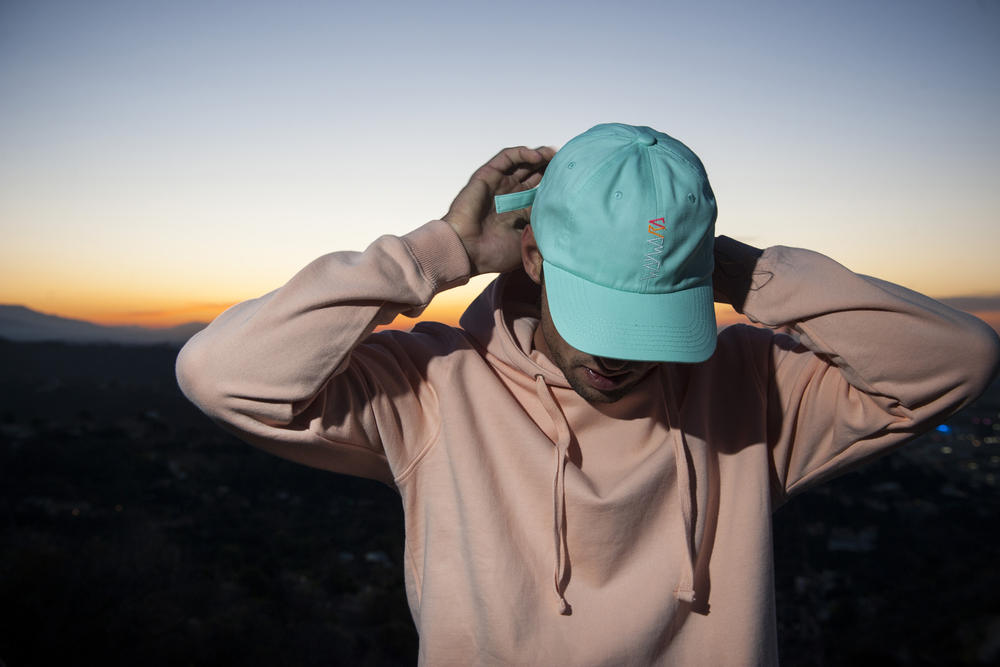 Wayward Spring Summer 2018 Collection Lookbook Hoodie T-shirt Cap Hat