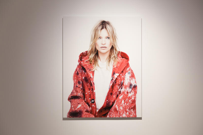 Willy Vanderperre Raf Simons 180 Strand Kate Moss Calvin Klein Alex Turner Arctic Monkeys Art Photography Exhibition London