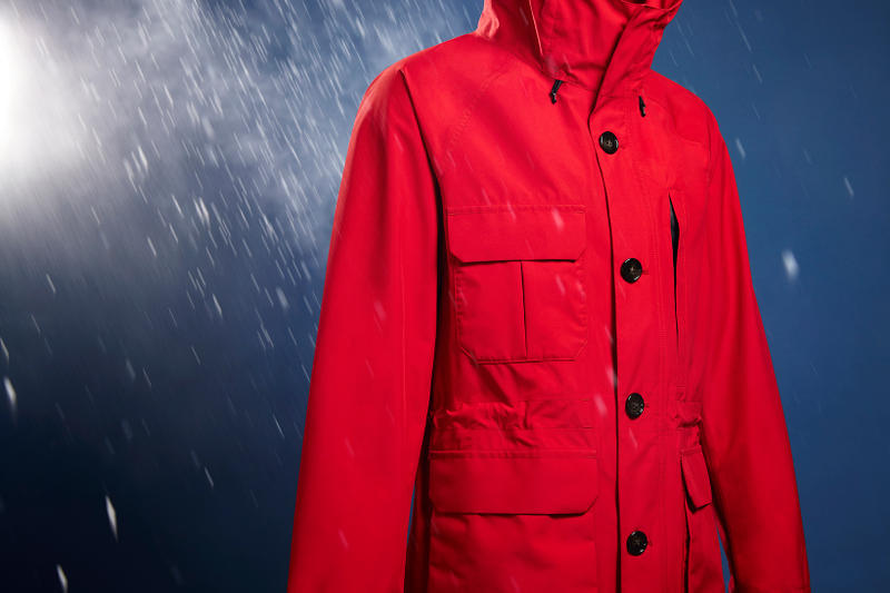Woolrich Spring Summer 2018 Outerwear Collection Primary Colors