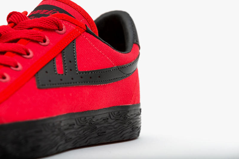 WOS33 Warrior Releases Second Drop 回力 Footwear Sneakers Chinese Sneakers Shoes