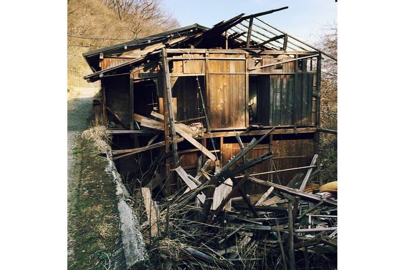 Oimatsu Onsen Dilapidated Building Japan Travel Bathhouse Secret Hidden Explore Mysterious Abandoned Architecture