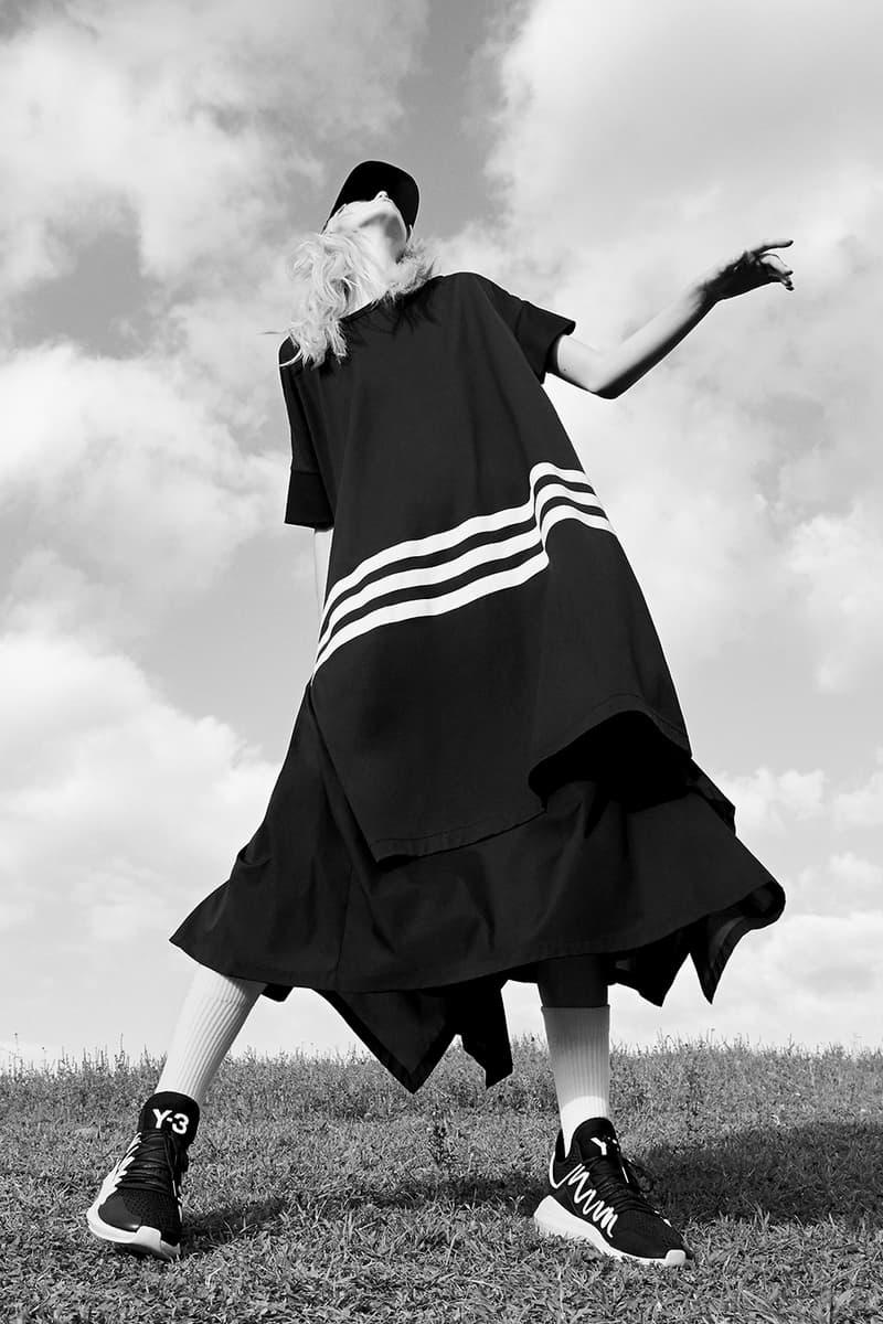 Y3 Spring Summer 2018 Campaign Chapter 3 yohji yamamoto adidas release date info drop modern street uniform