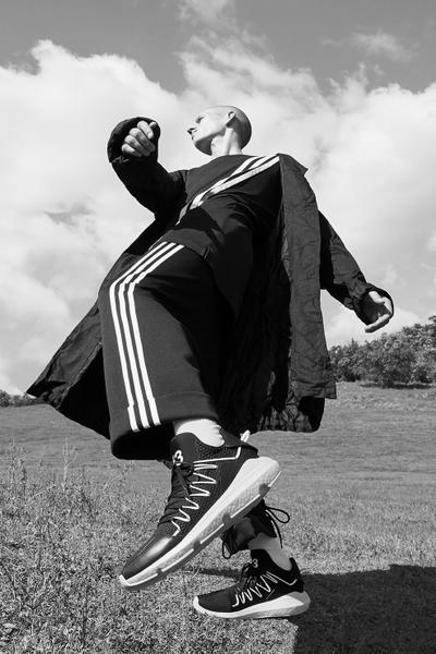 Y3 Spring Summer 2018 Campaign Chapter 3 yohji yamamoto adidas release date info drop modern street uniform