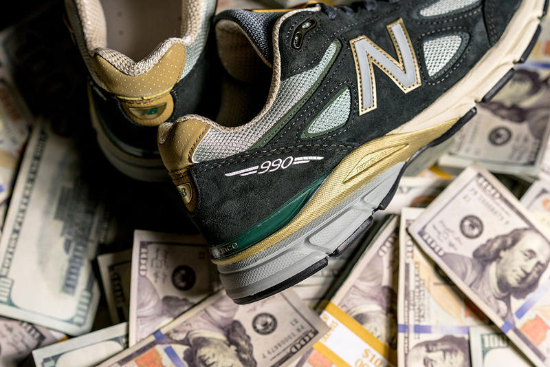YCMC x New Balance 990v4 Sneakers Shoes Trainers Releasing March 23