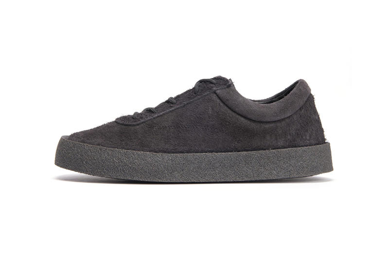 YEEZY Season 6 Crepe Sneaker Graphite kanye west 2018 march spring summer release date info shoes footwear sivasdescalzo