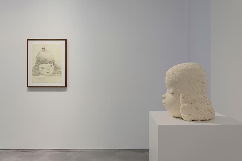 Yoshitomo Nara Ceramic Works and… Exhibit Hong Kong Pace Gallery