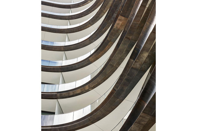 Zaha Hadid Architects 520 West 28th New York Architecture Building Design United States Construction Tower City New York City