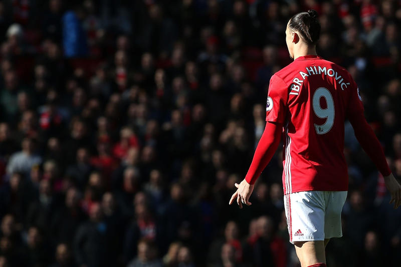 Manchester United Terminates Zlatan Ibrahimovic's Contract the red devils english premier league football soccer