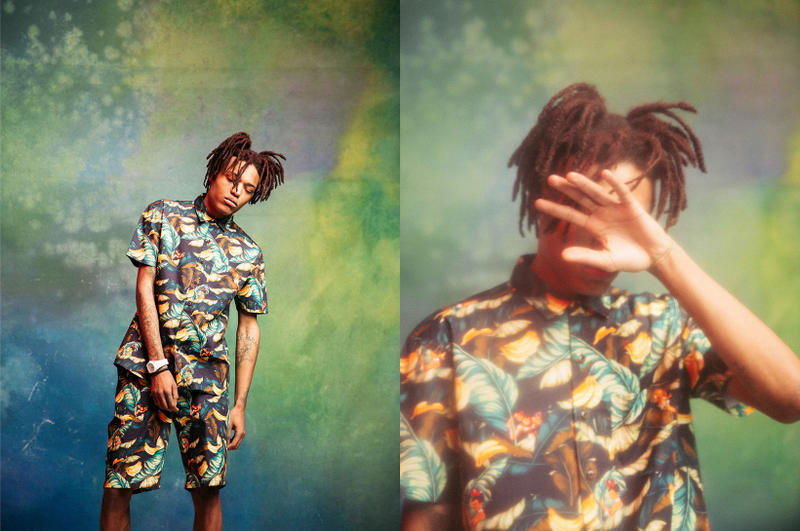 10 Deep Spring Summer 2018 Delivery 2 Lookbook collection release date info drop psychedelic