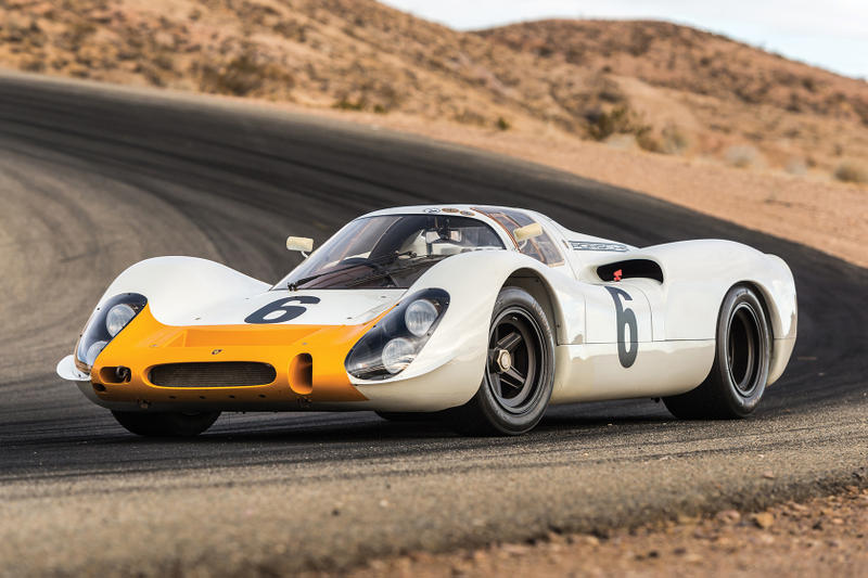 "Porsche 908 Works ""Short-Tail"" Coupe 1968 Auction Cars For Sale Dealership Auction RM Sothebys Rental Sunglasses Watch 911 Used"
