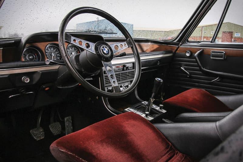 "1975 BMW 3.0 CSL ""Batmobile"" germany bimmer batman"