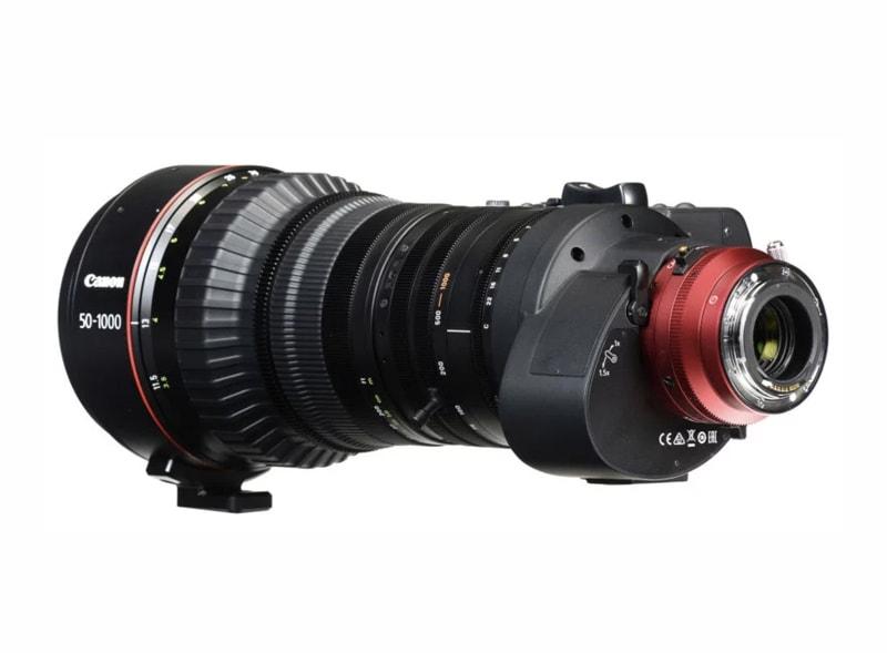 Canon's CINE-SERVO 50-1000mm T5.0-8.9 EF-Mount Cinema Lens Ivo Nörenberg David Attenborough Nature Documentaries
