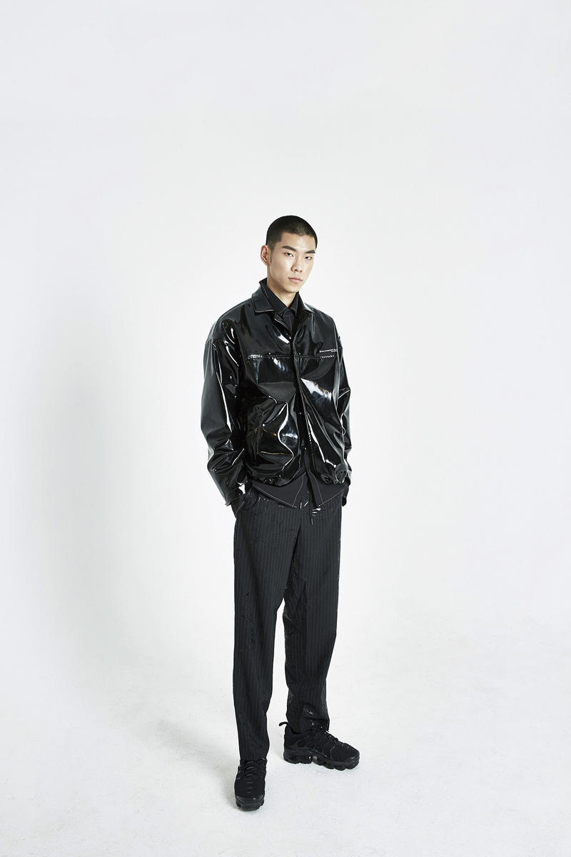 51PERCENT spring summer 2018 lookbook collection korea unconcious desires