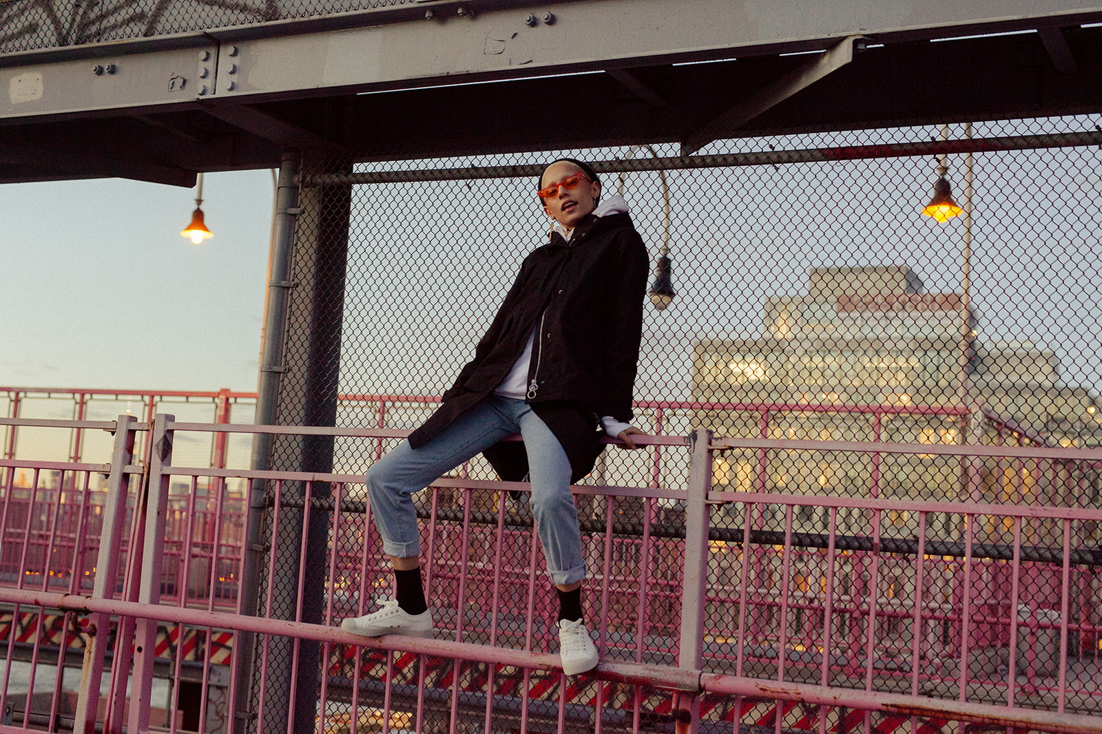 PALLADIUM Boots Ugly Worldwide Jazelle Footwear SS18 Drop Octavian #DareTheUnknown