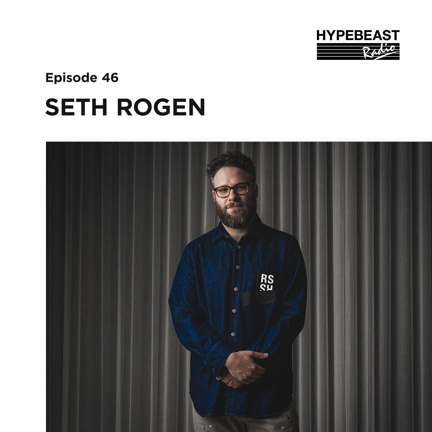 #46: Seth Rogen Has a Deep Laugh
