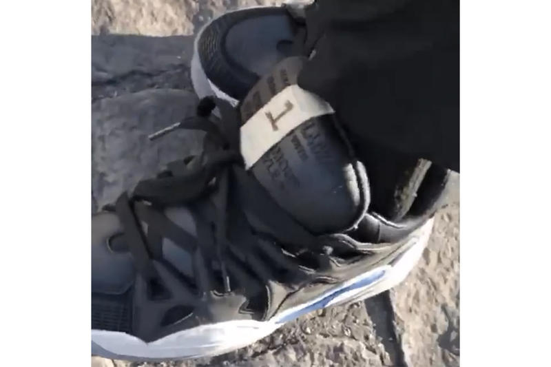 A$AP Rocky Under Armour Skate Shoe First Look Sample Osiris D3