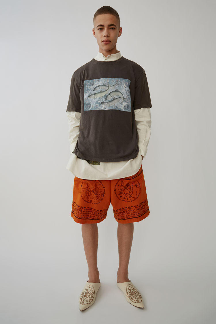 Acne Studios Midsummer Mystic Collection Spring/Summer 2018 Sneakers Apparel Sweatshirt Jumper Hoodie Tee Shorts Trainers