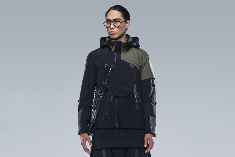 ACRONYM Spring Summer 2018 Collection april 16 release date info drop errolson hugh ss18