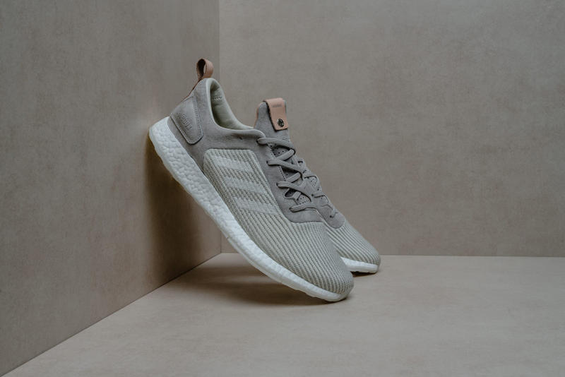 Solebox adidas Consortium Quesence Pureboost DPR Release Details Information How to Buy Purchase Cop Closer Look