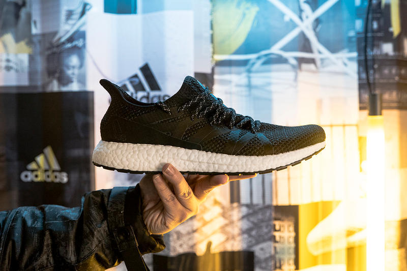 quality design 8757e 2cc59 adidas AM4NYC Launch SPEEDFACTORY Lab Experience New York City Brooklyn  pop-up