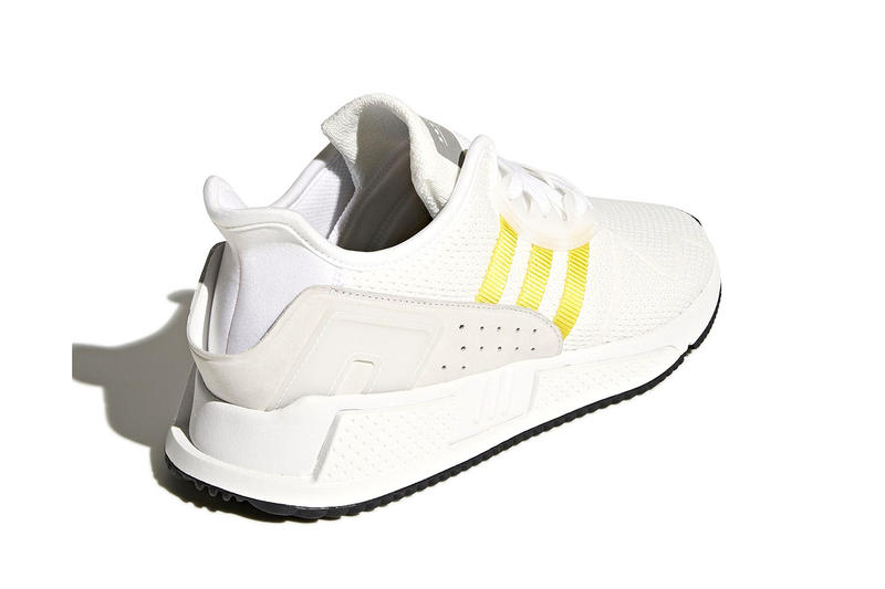 adidas EQT Cushion ADV White Yellow sneakers footwear