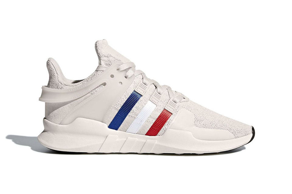 """Tri-Color"" Stripes Hit the adidas EQT Support"