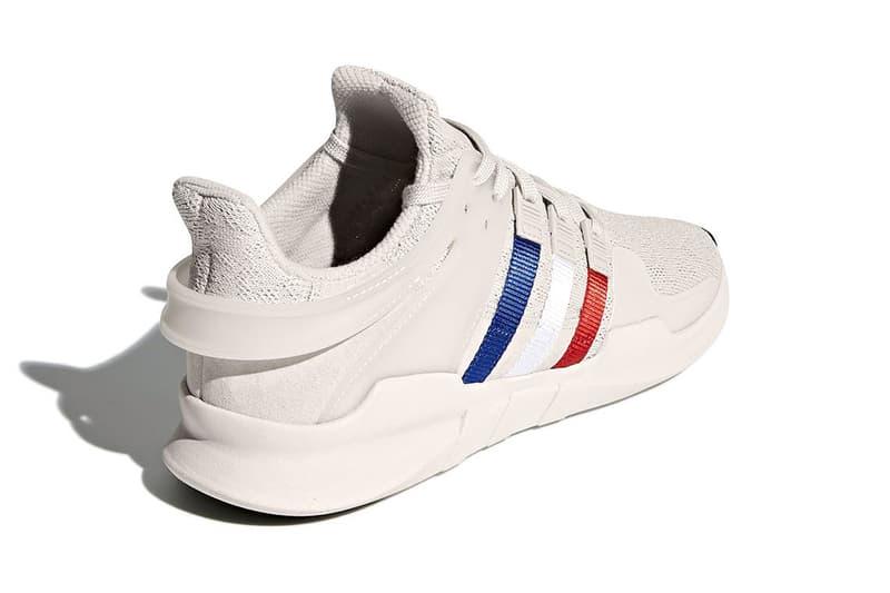 """adidas EQT Support """"Tri-Color"""" Stripes light tan"""