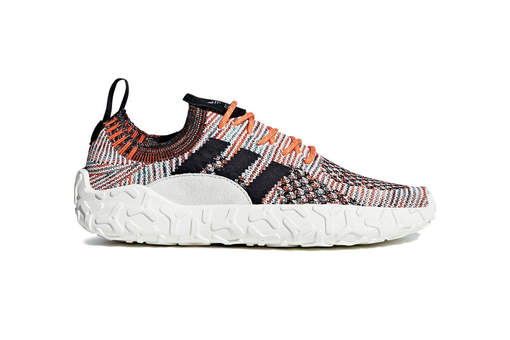 adidas F22 Primeknit Trace Orange 2018 may release date info drop sneakers shoes footwear kinetics release originals water mocassin merino wool summer