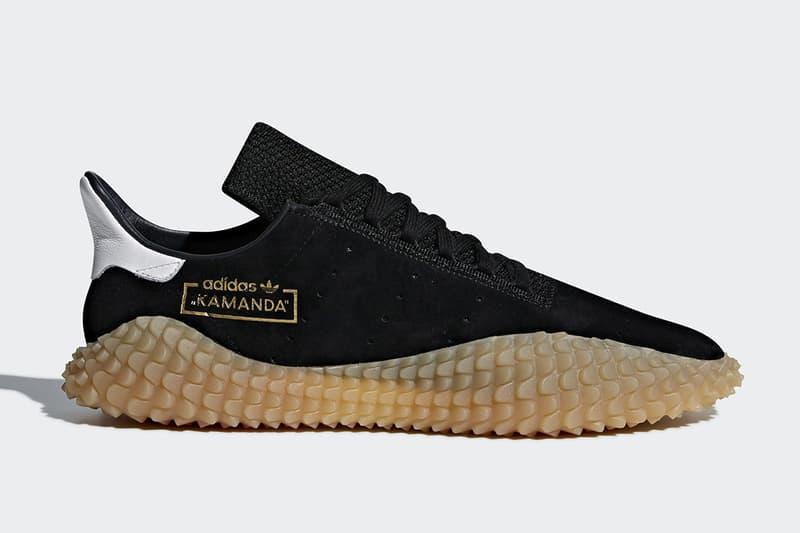 adidas Kamanda Release Date 2018 footwear core black gum collegiate burgundy april 28 info drop sneakers shoes footwear