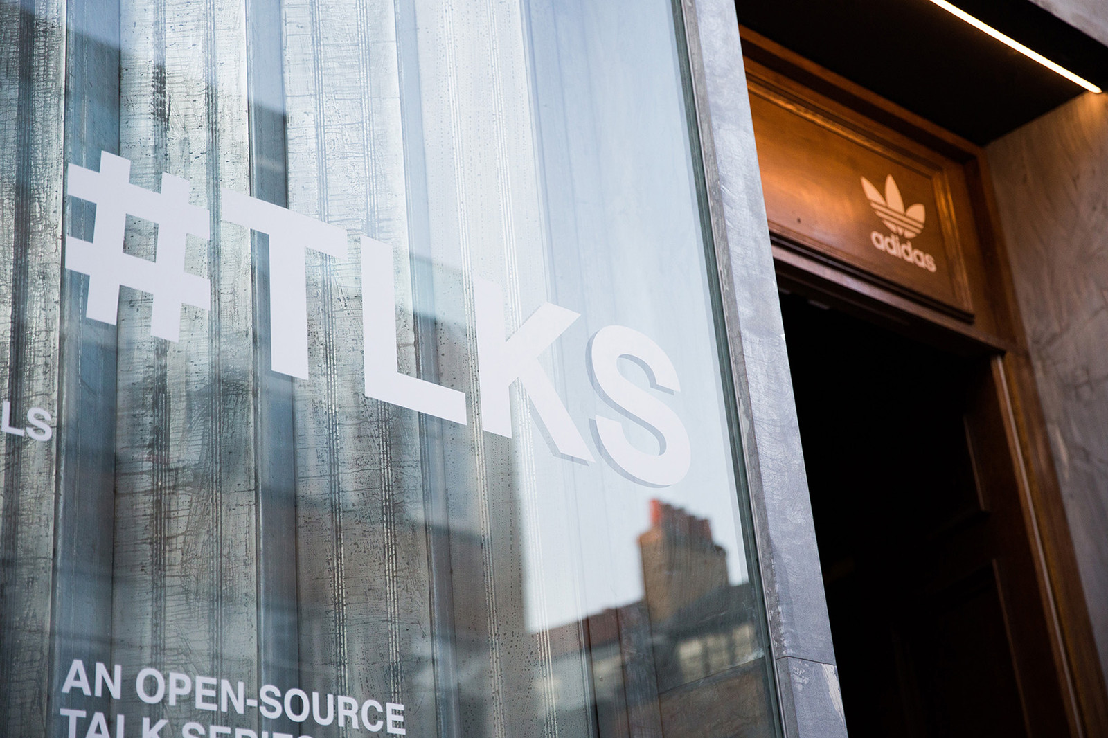 adidas Originals ARKYN #TLKS London Event Jamz Supernova Maya Jama Hanbury Street Recap