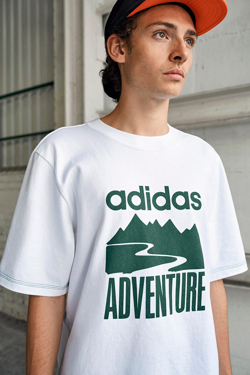adidas Originals ATRIC F/22 PK Apparel Jacket Coat Sneakers T-Shirt Trousers Accessories Hiking Mountaineering Hardwearing Utilitarian Merino Wool Woolmark Release Details New Information How To Buy Where Cop Purchase