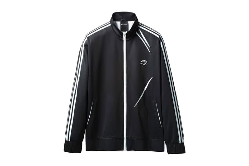 adidas Originals by Alexander Wang Season 3 collection spring summer 2018 track jackets three stripes