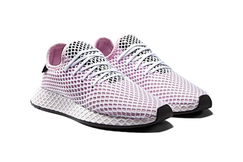 "adidas Originals Deerupt ""Bluebird"" & ""Aero Pink"" release date info price purchase"