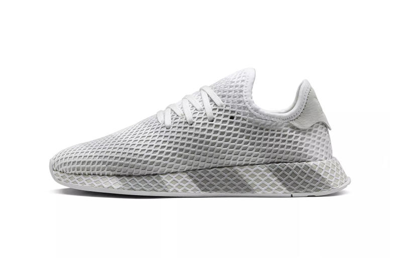 2d2719900 adidas Originals Deerupt Consortium Release Date 7 April White Colorway  END. sneakers trainers information