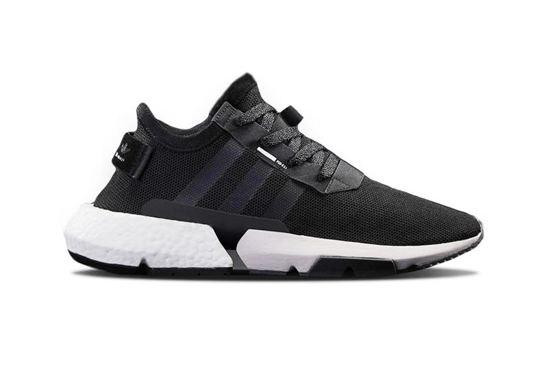 adidas Originals P.O.D.-S3.1 Sneaker First Look BOOST Assisted Black Grey White