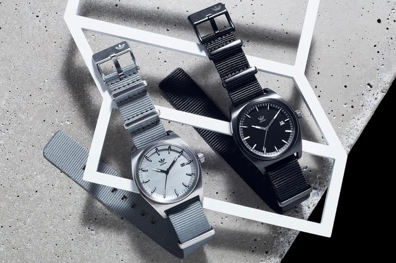 adidas Originals Second Watch Collection timepiece process SP1 W2 april 2018 drop release colorways