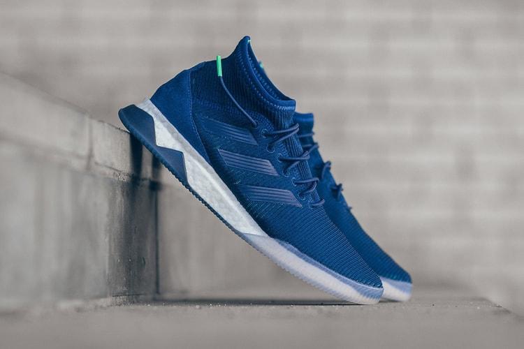 eacd4d16f7 adidas's Predator Tango 18.1 TR Returns in Royal. Footwear