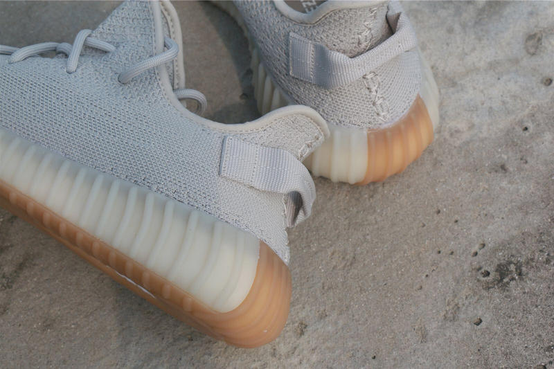 adidas YEEZY BOOST 350 V2 Sesame first look footwear 2018 kanye west yeezy adidas originals