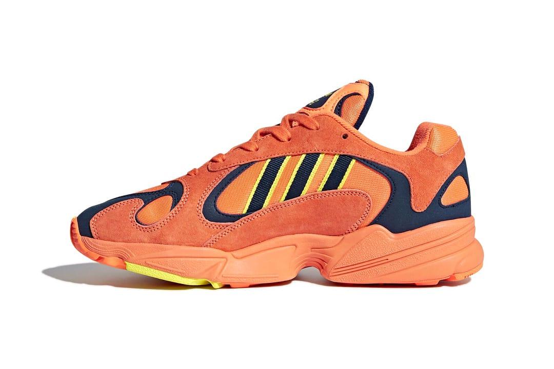 adidas Originals Yung 1 Orange Release